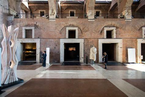Fori Imperiali Ingresso Museo Dei Fori Imperiali Mercati Di Traiano Roma