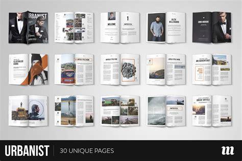 premium magazine templates  magazine layout