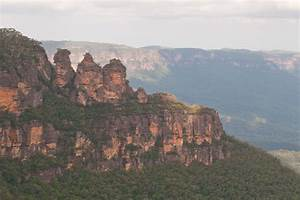 The Three Sisters  Blue Mountains  New South Wales