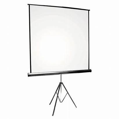 Tripod Screen Projector