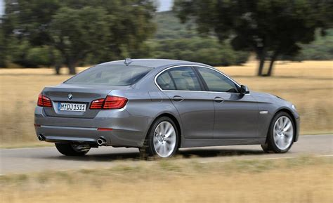 used 2011 bmw 5 series for car and driver