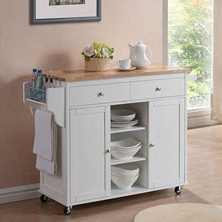 meryland white modern kitchen island cart 25 best ideas about kitchen carts on kitchen 9742