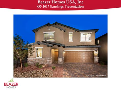 Beazer Homes USA, Inc. 2017 Q2 - Results - Earnings Call ...