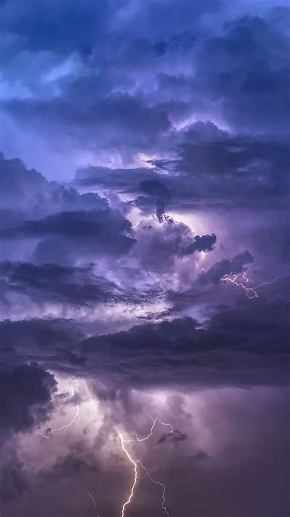 Clouds Wallpapers Iphone Cloud Preppy Aesthetic Purple