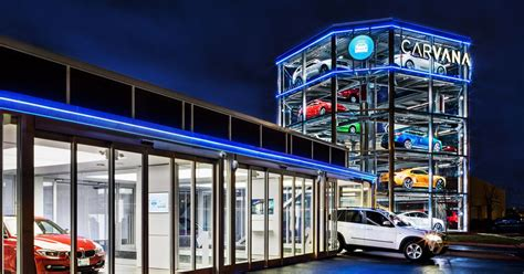 The First Car Vending Machine Opens In Nashville  Fox Sports