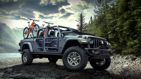 mopar jeep gladiator rubicon wallpaper hd car