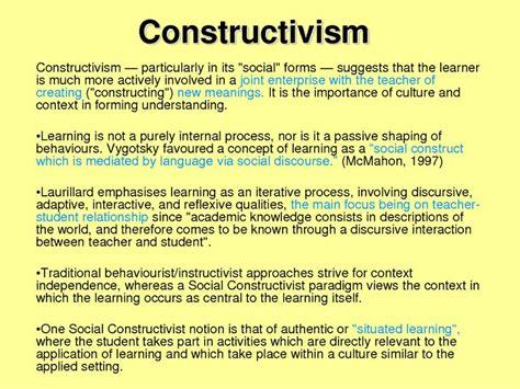 social constructivism   classroom google search