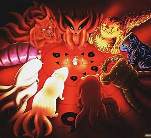 Tailed Beasts Baby | www.pixshark.com - Images Galleries ...