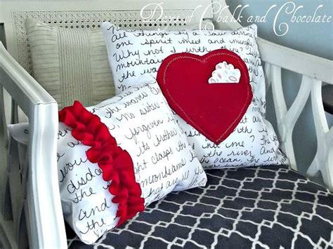 Cuscini Romantici - 15 idee regalo di san valentino per olalla