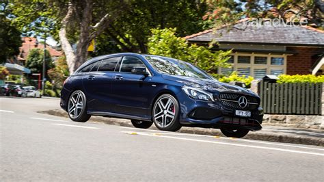 The engine offers a displacement of 2.0 litre matched to a 4 x 4 wheel drive system and a dual clutch gearbox with 7 gears. 2016 Mercedes-Benz CLA 250 Sport 4Matic Shooting Brake review | CarAdvice