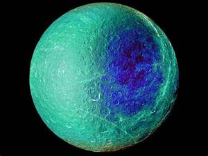 Icy, Cratered Rhea: Photos of Saturn's Second-Largest Moon ...