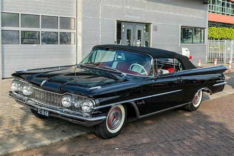 Vintage Convertible Cars by 1959 Oldsmobile 88 Convertible Classic Cars Cars