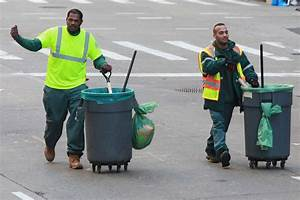 Trash-Collector Uniforms Coming to New York Fashion Week