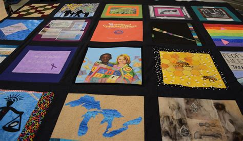 project  hosts quilt event msutoday michigan