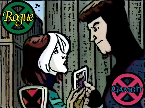 Acolytes Images X-men Evolution Rogue And Gambit 2 Hd