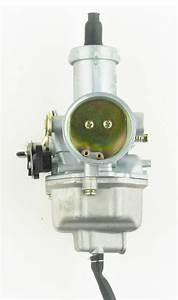 Carburetor  Pz30  With Manual Choke