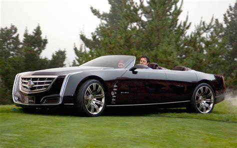 Cadillac 2 Door Sports Car