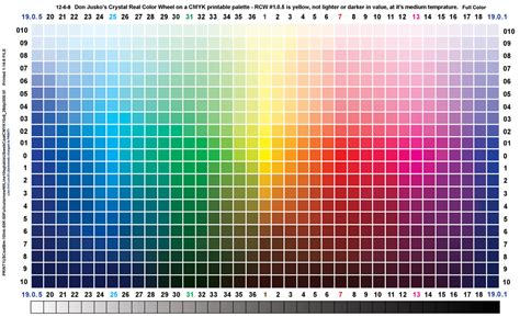 real color wheel palette web safe color codes web safe