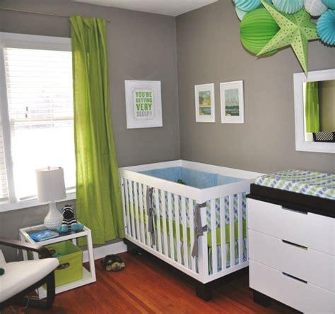 chambre enfant bleu et vert deco chambre bebe garcon bleu et vert visuel 1