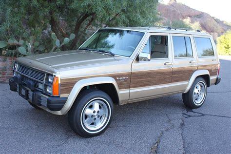 1989 jeep wagoneer limited 1989 jeep wagoneer suv 98084