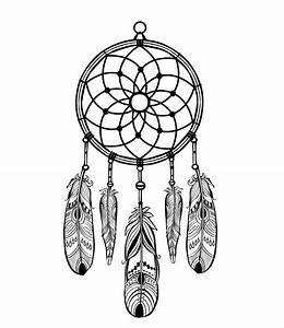 Dream Catcher Coloring Pages Coloring Pages