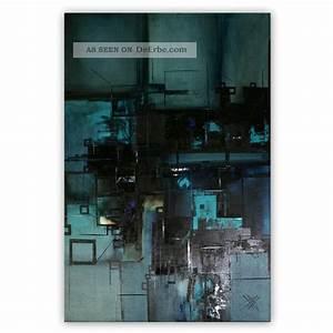 Moderne Kunst Leinwand : unikat moderne kunst malerei abstrakt l leinwand xxl bild von bozena ossowski ~ Sanjose-hotels-ca.com Haus und Dekorationen