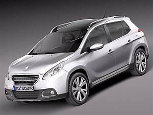 2008 Peugeot 2014 : 2013 2014 suv peugeot 3d model ~ Maxctalentgroup.com Avis de Voitures