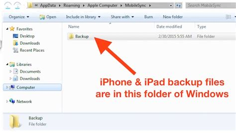 when do iphones go on iphone backup location for mac windows