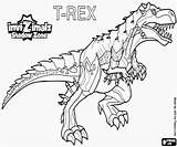 Quiver Coloring Pages Invizimals Shadow Rex Zone Printable Print Compilation Getcolorings sketch template