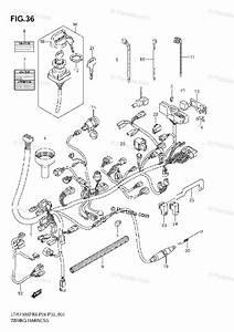 Suzuki Atv 2009 Oem Parts Diagram For Wiring Harness