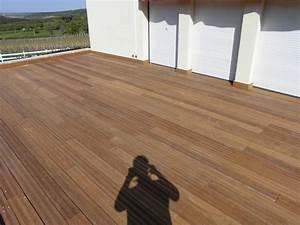 Plot Terrasse Pas Cher : lame composite terrasse pas cher 10 nivrem pose ~ Dailycaller-alerts.com Idées de Décoration