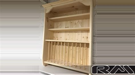 wooden mounted plate rack catherine wall mounted plate rack