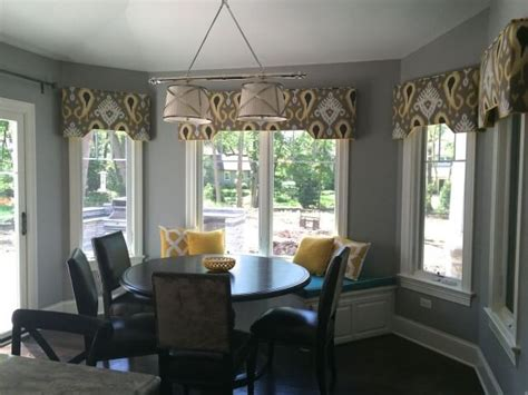 Window Top Treatments by Top 5 Window Treatments For Bay Windows
