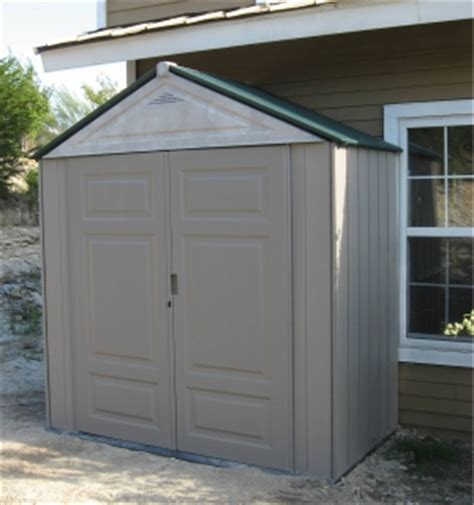 8x8 Rubbermaid Shed Home Depot by Garage Sheds For Sale