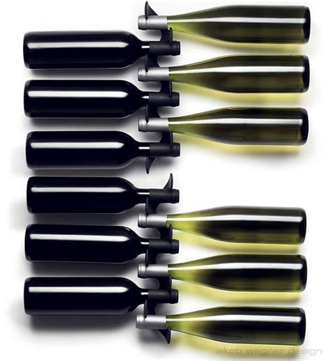 jakob wagner design wine rack designed by jakob wagner simbiosis news