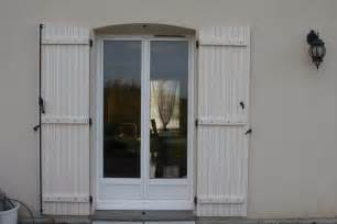 porte fen 234 tre pvc 2 vantaux dormant de 98 mm avec