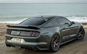 ford-mustang-gt-guard-green-vorsteiner-vff-103-carbon-graphite-wheels-17 - MustangForums