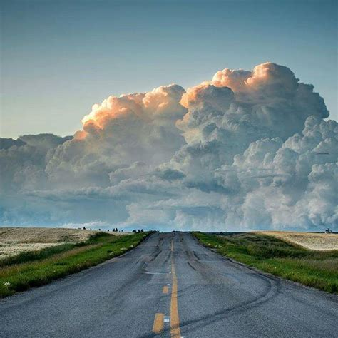 free of cloud bank clouds old highway