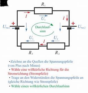 Summe Einer Reihe Berechnen : komplexere schaltkreise leifi physik ~ Themetempest.com Abrechnung
