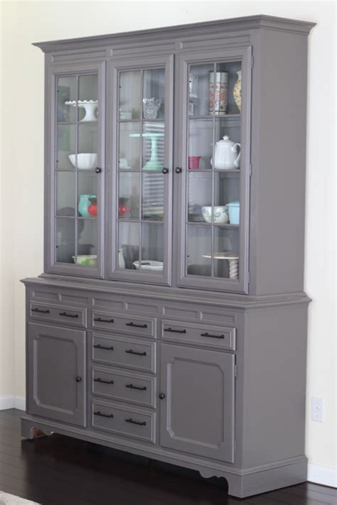 china kitchen cabinets painting our china cabinet olga s flavor factory 2176