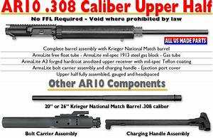 Model 1 Sales   308 Bolt Carrier Assembly