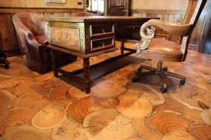 log floor 10 amazing wood floors that will knock your socks
