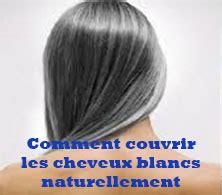 couleurs naturelles pour cheveux blancs coupes de