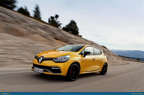 Ausmotivecom Renault Clio Rs 200 Edc Specs Confirmed