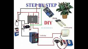 How To Make Automatic Irrigation System Using Soil Sensor