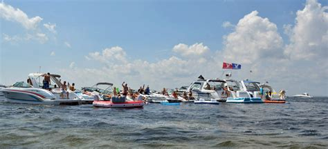Formula Boats Of Ta Bay by Garden State Formula Rendezvous Going Bigger For A Better