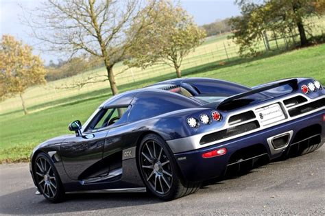 2008 Koenigsegg Ccx For Sale With Asking Price Of .5