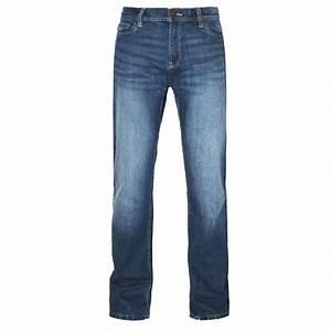 New Mens Straight Leg Regular Fit Livergy Jeans Denim Wash ...