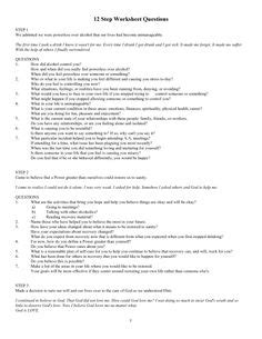 aa worksheets