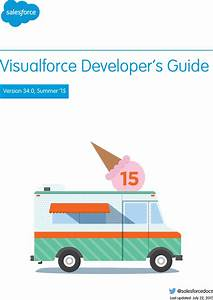 Visualforce Developer U2019s Guide Salesforce Pages Developers